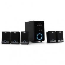 Auna Aktives 5.1 Surround Lautsprecher Boxen System Bild 1