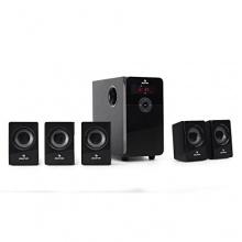 Auna HF583 aktives 5.1 Lautsprechersystem 70W schwarz Bild 1