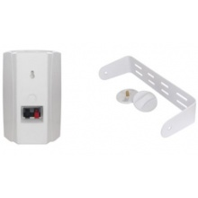DynaVox 207173 PB402 HiFi Box mit Wandhalterung weiß Bild 1