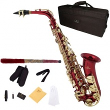 Cecilio AS 280RL Lackiert Eb Alt Saxophon Bild 1