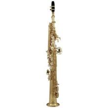 Roy Benson SS 302 Sopransaxophon gerade Bild 1