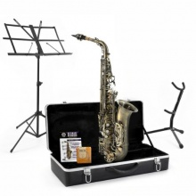 Altsaxophon Komplettpaket Vintage Bild 1