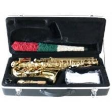 Steinbach Eb Alt Saxophon in Messing mit hohem FIS Bild 2