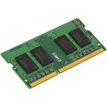 Kingston 8GB DDR3 1600MHz Non ECC CL11 SODIMM Bild 1