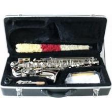 Steinbach Eb Alt Saxophon in Silber mit hohem FIS Bild 1