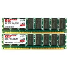 Komputerbay 2GB DDR DIMM 400Mhz PC3200 CL 3.0 SPEICHER Bild 1