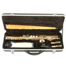 Steinbach SSSS 100 Sopran Saxophon gerade Hoch Fis-Klappe Bild 1