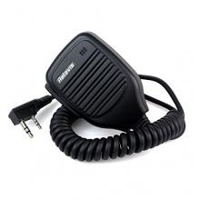 Retevis Lautsprecher Handheld Mikrofon für Funkgeräte Bild 1