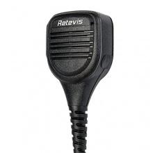 Retevis Lautsprecher Handheld Mikrophon für Retevis Bild 1