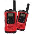 Motorola TLKR T40 PMR Funkgerät mit LC-Display rot Bild 1
