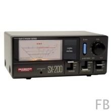 Diamond SX-200 SWR Power Meter Bild 1