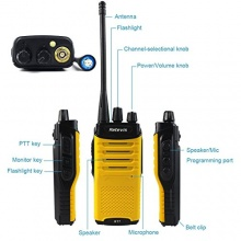Retevis RT7 Walkie Talkie Bild 1