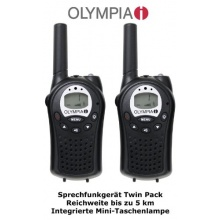 Sprechfunkgerät Walkie Talkie Olympia PMR 1120 Bild 1