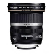 Canon EF-S 10-22mm 1 3 5-4 5 USM Objektiv Bild 1
