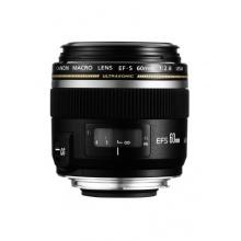 Canon EF-S 60mm 1 2 8 Makro USM Objektiv Bild 1