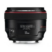Canon EF 50mm 1 1 2 L USM Objektiv Bild 1