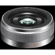 Panasonic H-H020AE-S Pancake-Objektiv Lumix G Bild 1