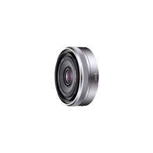Sony SEL16F28 16 mm F2 8 E-Mount APS-C Objektiv Bild 1