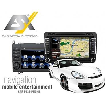 ESX VN710-VW-P1-DAB Audio Receiver Bild 1