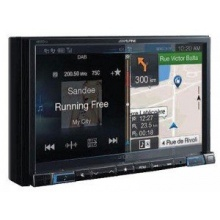 Alpine X801D U Audio Receiver Bild 1