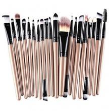 Demarkt 20 PCS Make-up Kosmetikpinsel  Bild 1