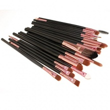 Eleacc 20tlg Make UP Kosmetikpinselset  Bild 1