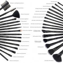 Uspicy Make up Pinsel 32-tlgs Kosmetikpinselset Bild 1