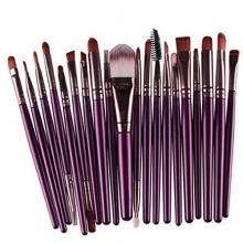 Longra 20 Set Make up Kosmetikpinsel Set Bild 1