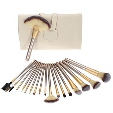 Ammiy 18tlg Profi Makeup Kosmetikpinsel Set Bild 1