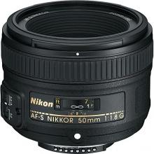 Nikon AF-S NIKKOR 50 mm 1 1 8G Objektiv Bild 1