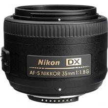 Nikon AF-S DX Nikkor 35mm 1 1 8G Objektiv Bild 1