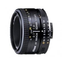 Nikon AF Nikkor 50mm 1 1 8D Objektiv Bild 1