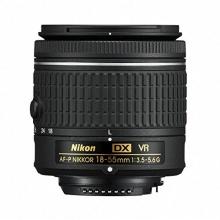 Nikon AF-P DX Nikkor 18-55 mm Objektiv Bild 1