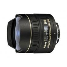 Nikon AF G DX 10 5-2 8 FISHEYE Objektiv Bild 1