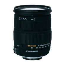 Sigma 18-200mm F3 5-6 3 DC HSM OS Objektiv Bild 1