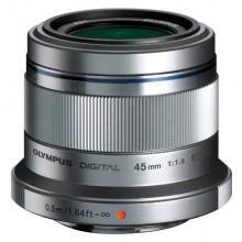 Olympus M Zuiko Digital 45 mm 1 1 8 Objektiv Bild 1