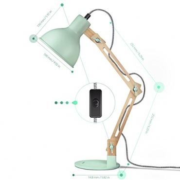 Tomons Schreibtischlampe Bild 1