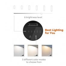 LED TaoTronics Metall Schreibtischlampe Bild 1