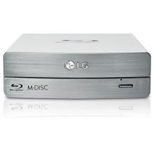 LG BE16NU50 AUAE10B 16x External Blu-ray Brenner Bild 1