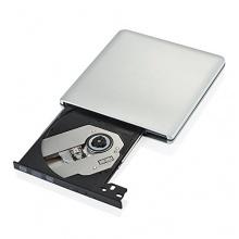 Topop externer USB 3 0 Aluminium CD Brenner Bild 1