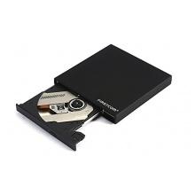 DVD Laufwerk USB 2 0 Extern Slim Bild 1