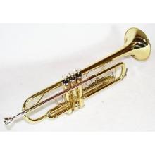 goldene Jäger Bb Trompete Bild 1