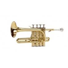 Classic Cantabile PT 196 Bb Brass Piccolotrompete Bild 1