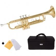 Mendini MTT L B Flat Trompete Bild 1