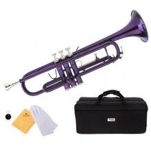 Mendini MTT PL B Flat Trompete Bild 1
