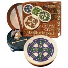 WALTONS PACK 15 FANORE CROSS BODHRAN Gift Set Bild 1
