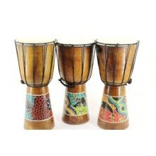 40cm Djembe Trommel Bongo Afrika Art verschieden Bemalt  Bild 1
