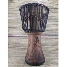 60cm Profi Djembe Trommel West Afrika Ghana Fair Trade  Bild 1