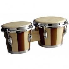 Bongos Scott Standard 2-tone natural, Percussion Bild 1