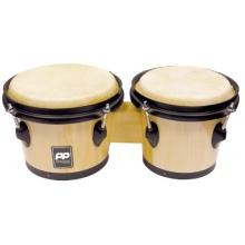 Performance Percussion PP5001 Bongos (20,3 cm (8 Zoll), 17,8 cm (7 Zoll) Heads) Bild 1